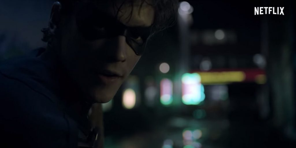 Titans w Netflix ucieszy fanów uniwersum DC