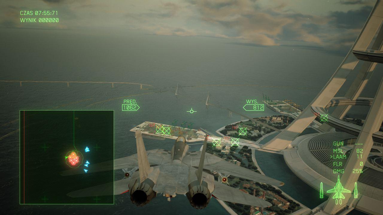 Ace Combat 7: Skies Unknown [RECENZJA]