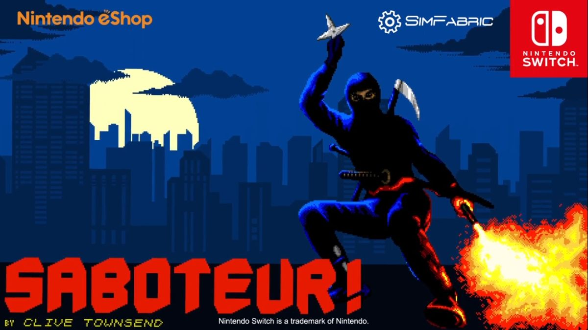 saboteur nintendo switch