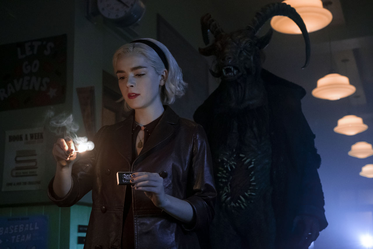 Chilling Adventures of Sabrina to komiks na bazie albumów Archie Comics.
