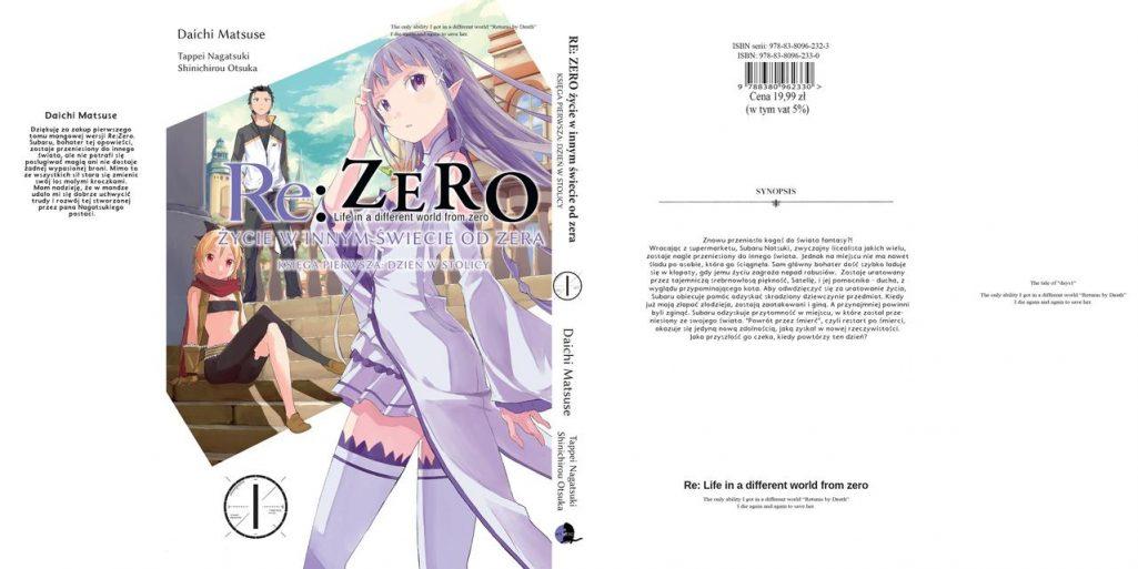 Re: Zero. Życie w innym świecie od zera [RECENZJA SERII]