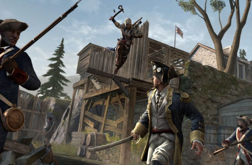 Assassin's Creed III Remastered na konsole Switch [RECENZJA]