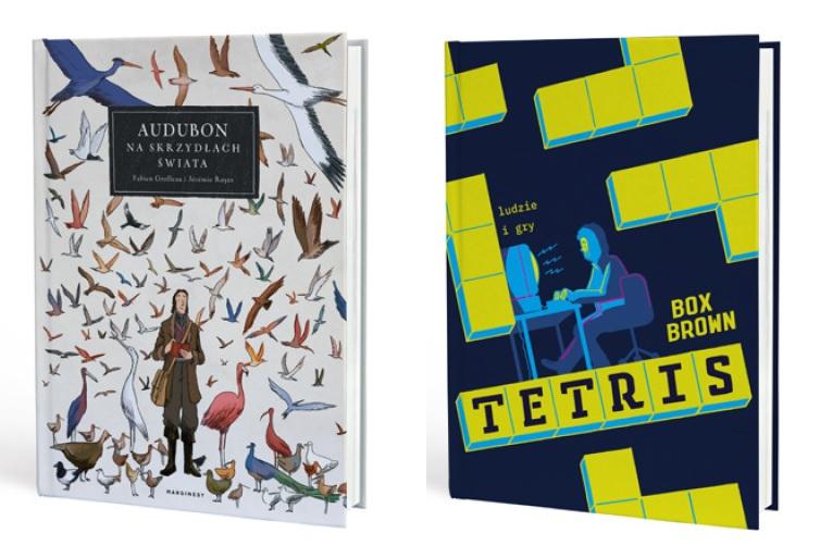 audubon tetris wydawnictwo marginesy