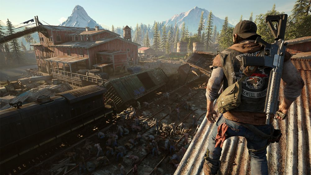 days gone exclusive na ps4