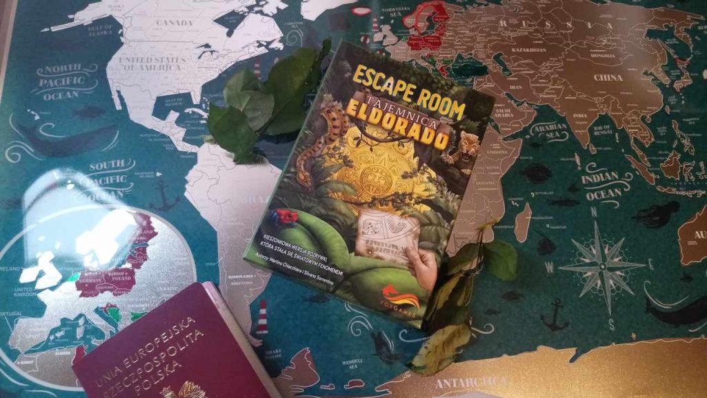 Escape Room: Tajemnica Eldorado od FoxGames [RECENZJA]