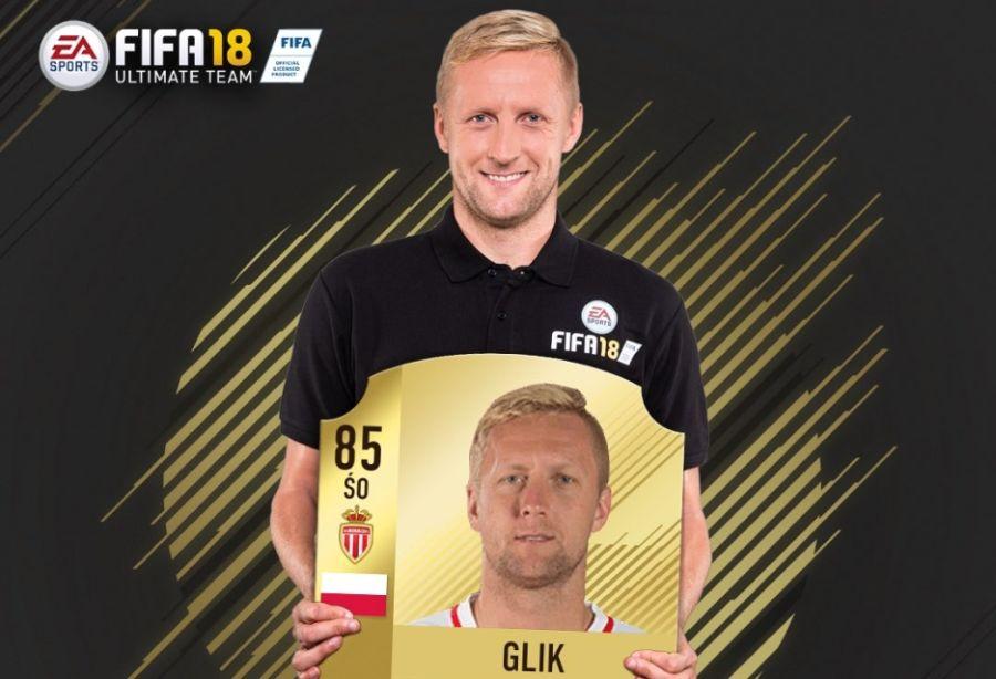 Kamil Glik w Team of the Week 28 w FIFA 19