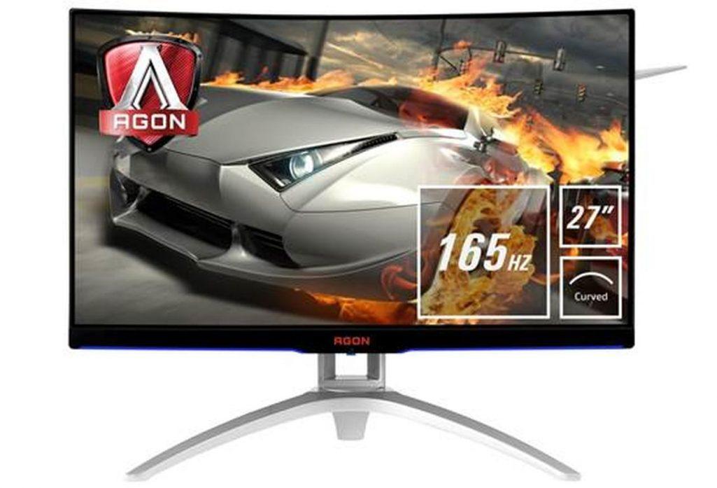 Zakrzywiony monitor dla graczy – AOC AG272FCX6 [ZAPOWIEDŹ]