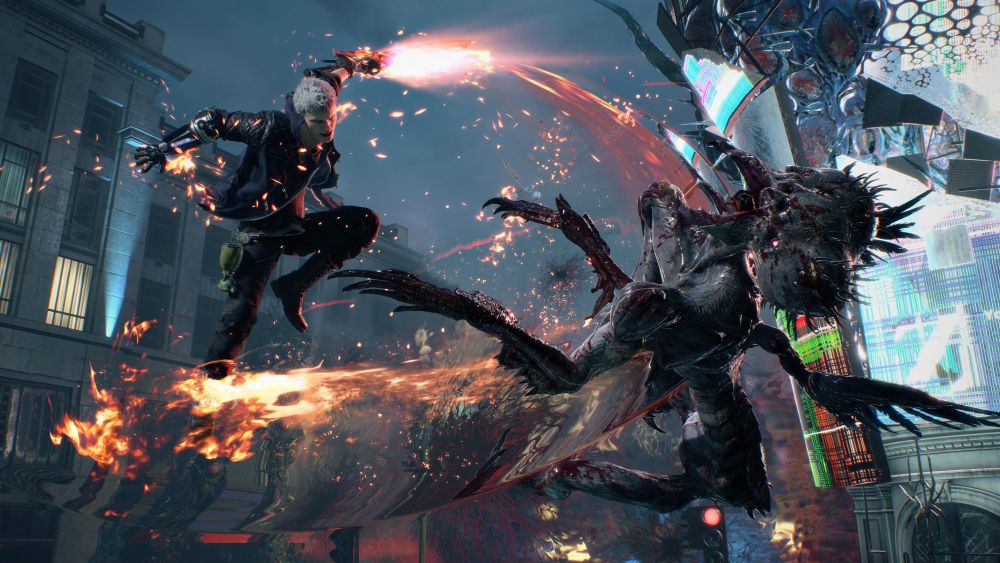 premiera devil may cry 5