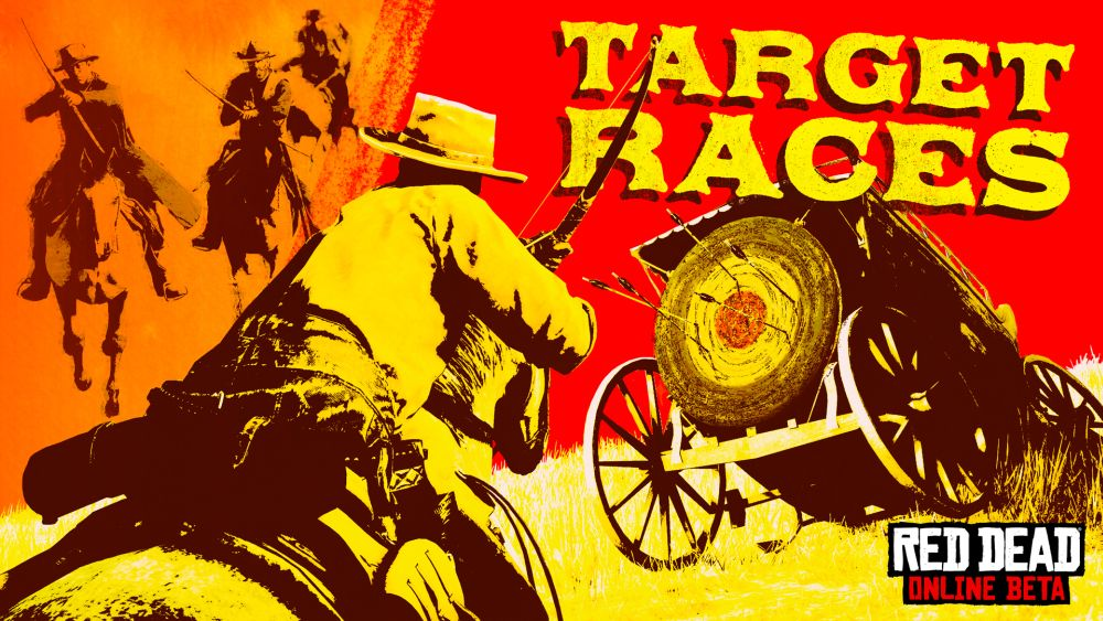 target races nowy tryb red dead online