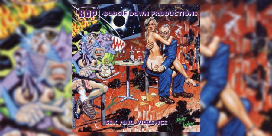 Boogie Down Productions – Sex & Violence