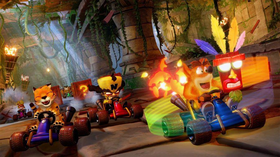 Crash Team Racing Nitro-Fueled (PS4, XBox One, Nintendo Switch)