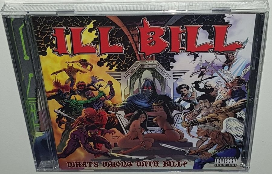 Ill Bill – What's Wrong With Bill