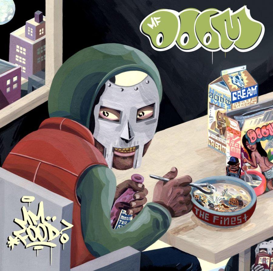 MM… FOOD mf doom