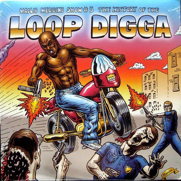 Madlib – The History of Loop Digga