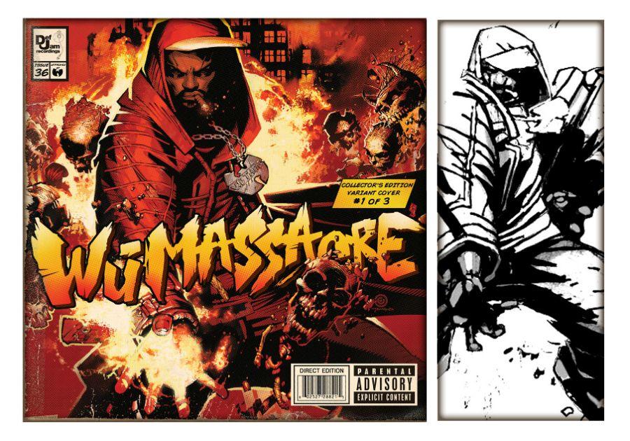 Meth, Ghost, Rae – Wu-Massacre