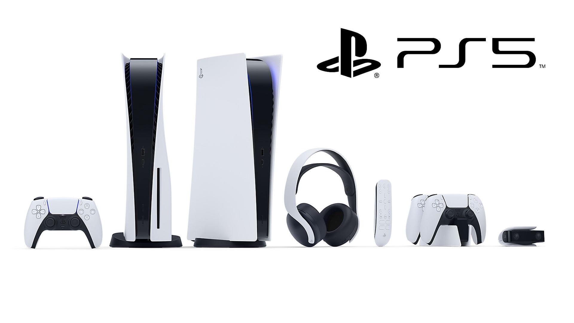 Tak prezentuje się wygląd PlayStation 5.