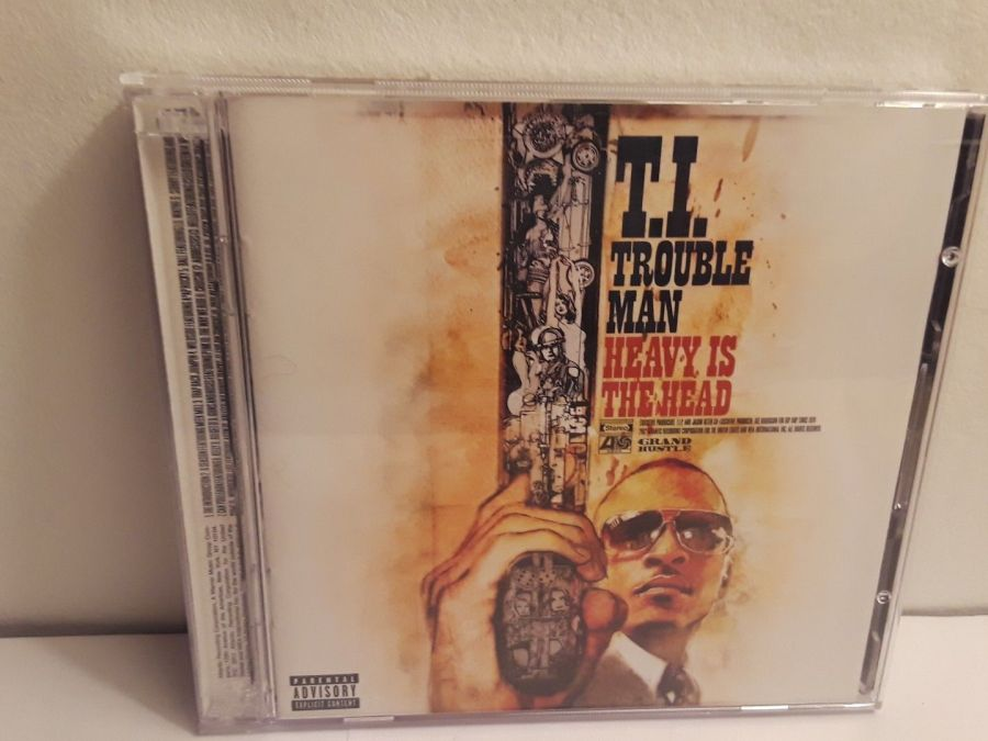 T.I. – Trouble Man Heavy is the Head