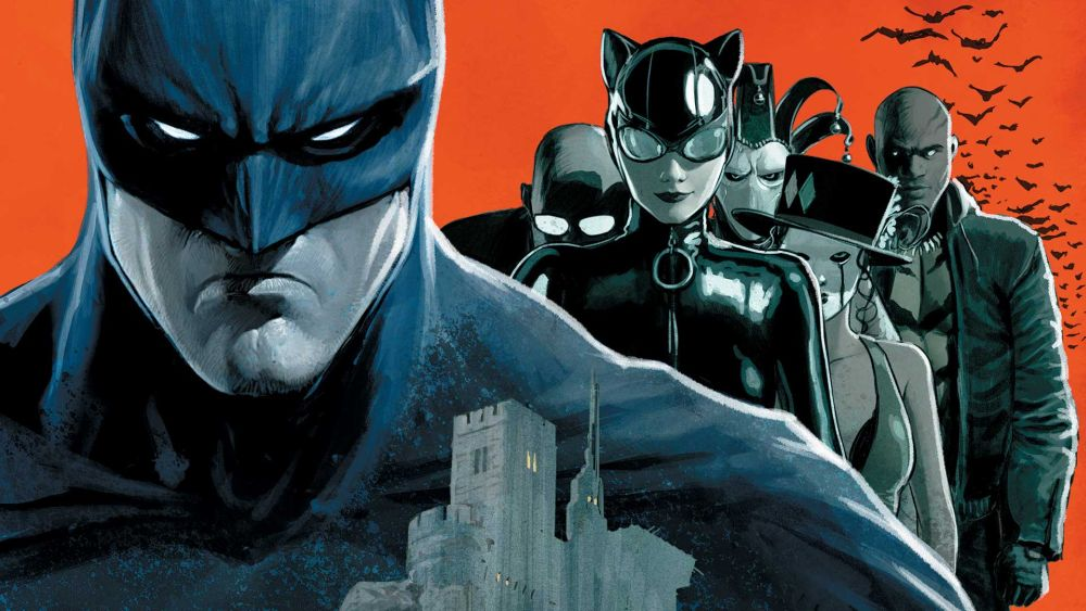 Batman: Detective Comics z nowym logo. Jest znośnie?