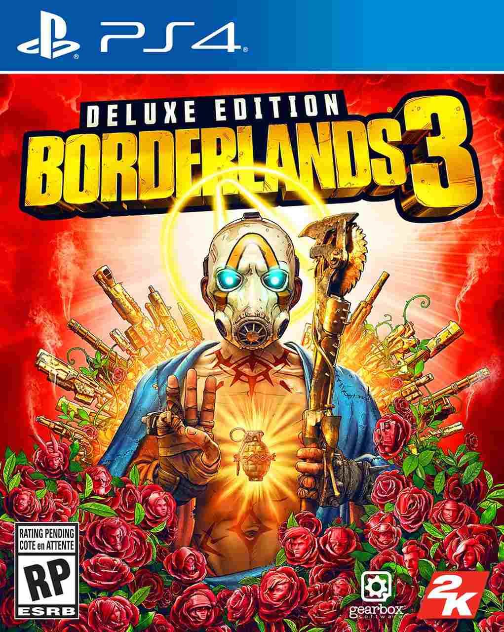 pierwszy gameplay Borderlands 3