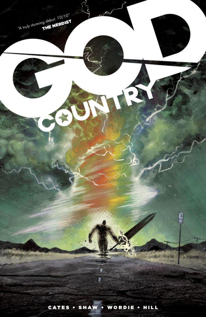 god country nowosci wydawnictwa kboom