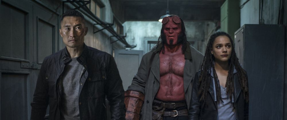 hellboy z 2019 roku