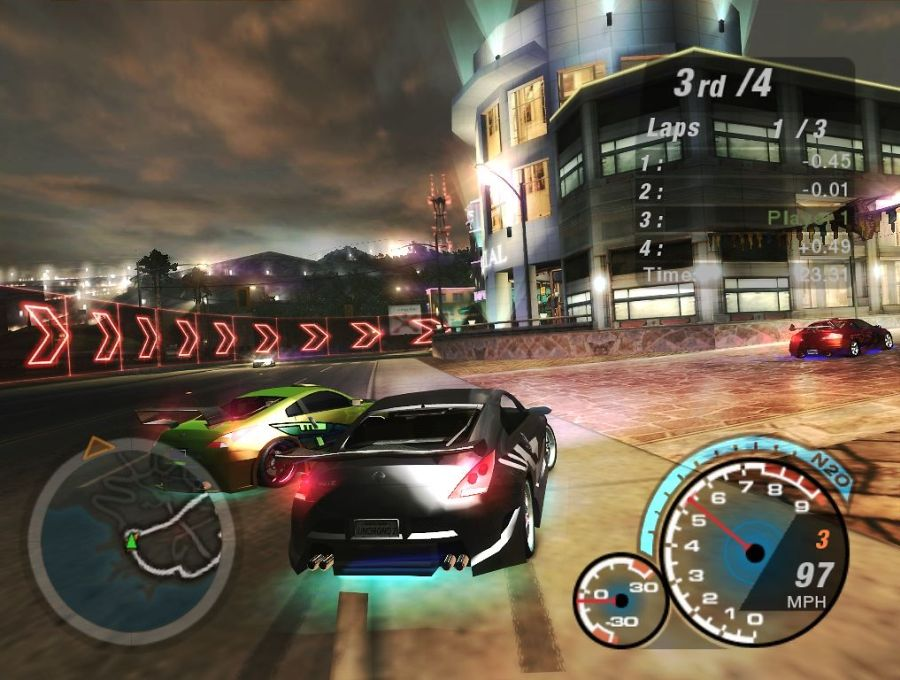 kultowe gry wyscigowe need for speed underground 2
