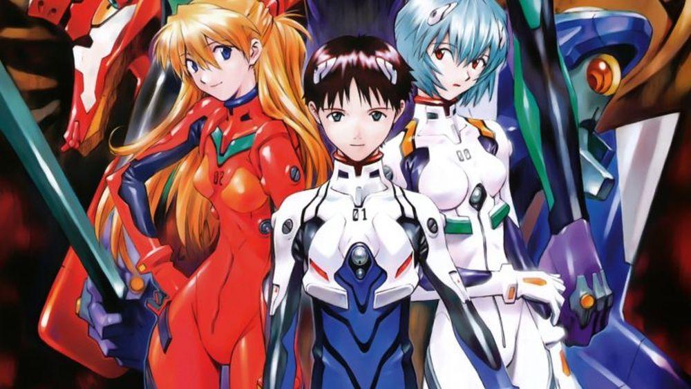 Neon Genesis Evangelion, czyli 17 lat z Rei – FISH&CHIPS #1
