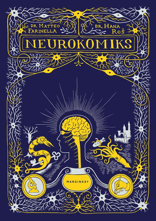neurokomiks wydawnictwo marginesy