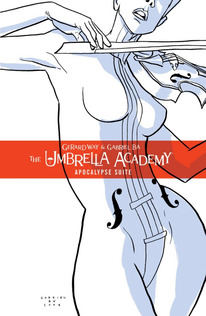 nowosci wydawnictwa kboom umbrella academy