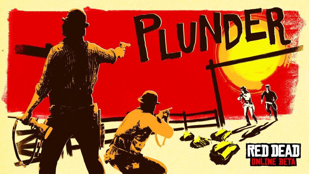 plunder red dead online