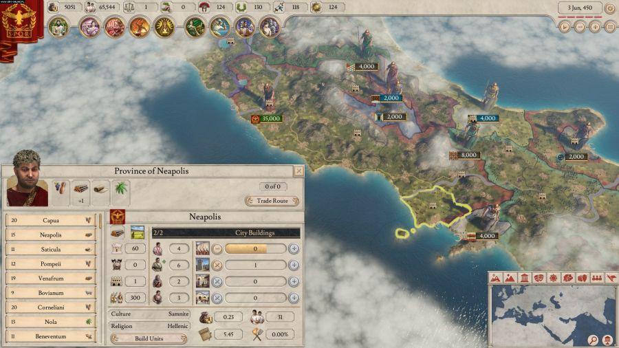 premiery tygodnia imperator rome
