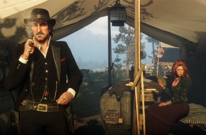 Fenomen gier ze stajni Rockstar Games