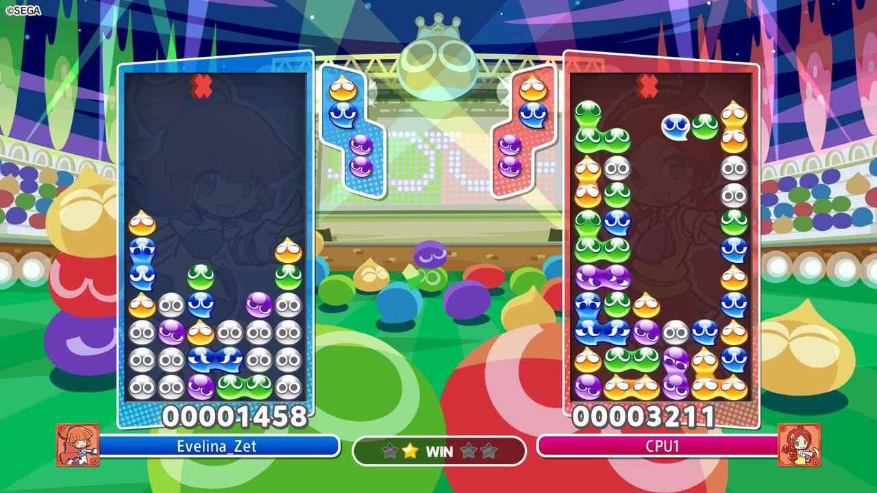 Puyo Puyo Champions (eSports) [RECENZJA]