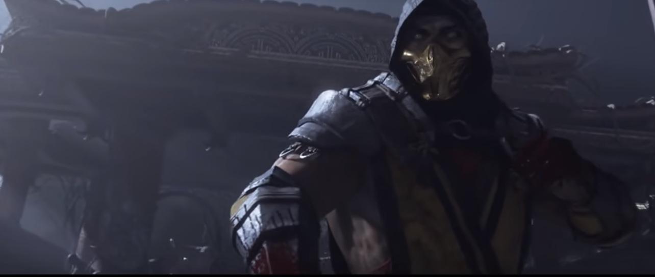 Mortal Kombat 11 (PS4, Xbox One, Nintendo Switch, PC)