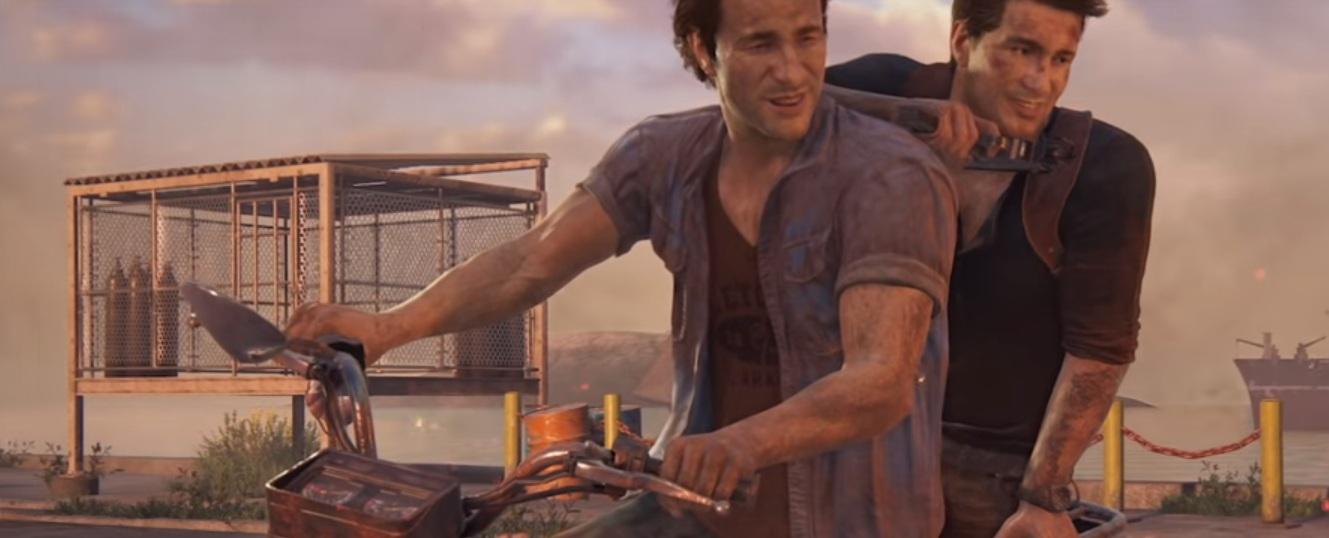 Uncharted 4 kres zlodzieja