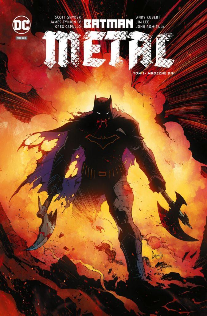 batman metal recenzja