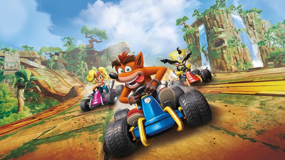 Crash Team Racing Nitro Fueled - premiera już w czerwcu