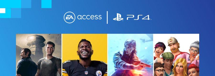 ea access na ps4