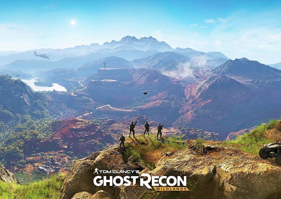 ghost recon wildlands za darmo d