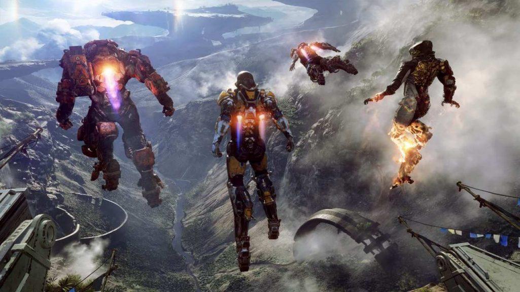 Anthem nie spełnił oczekiwań EA, ale firma wciąż jest oddana ulepszaniu gry