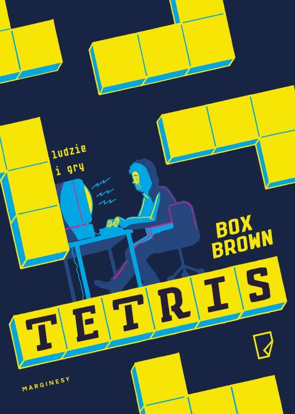 komiks tetris wydawnictwo marginesy
