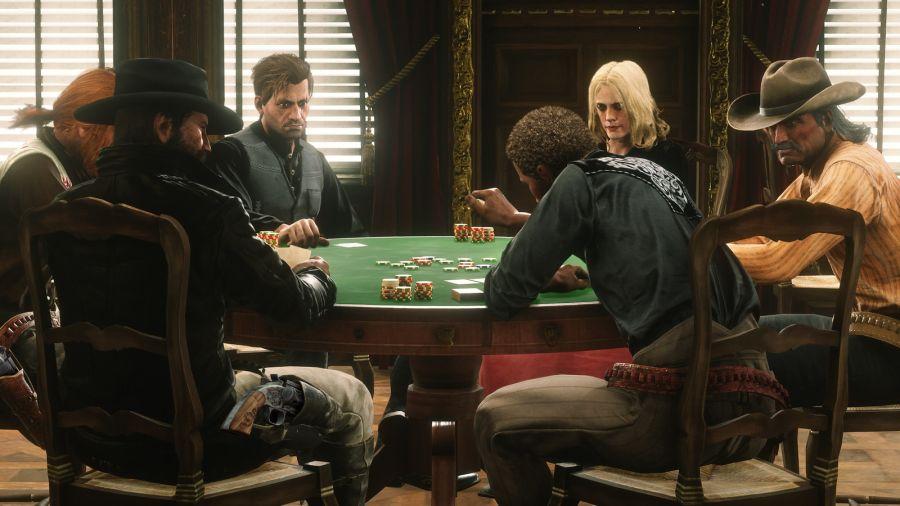 poker red dead online nie w polsce