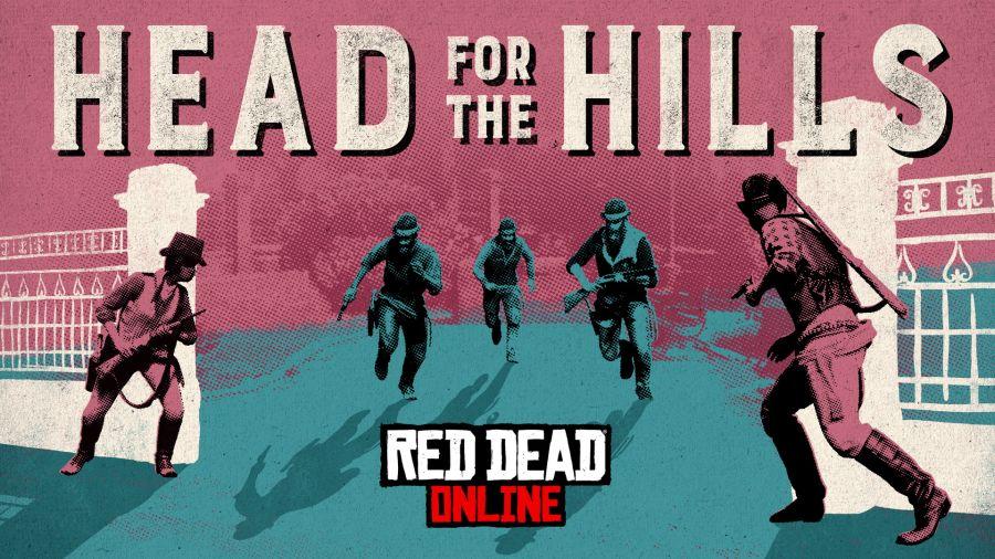red dead online - azyl