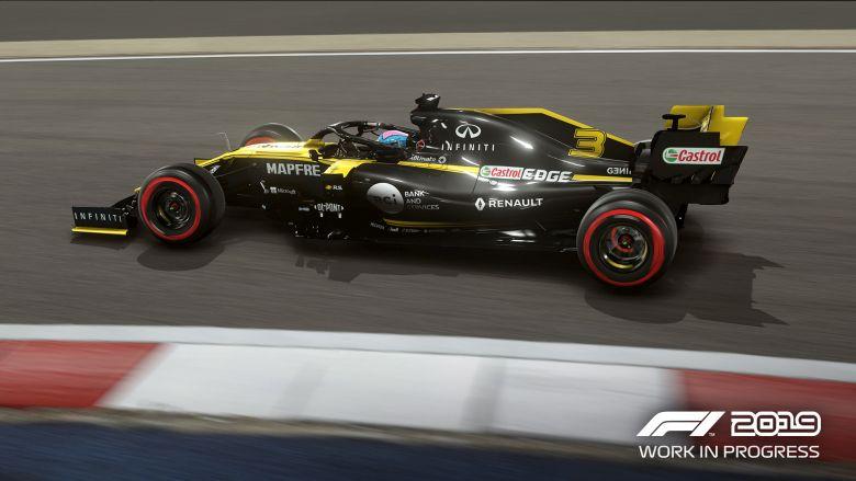 Screeny z F1 2019. Jak prezentuje się gra?
