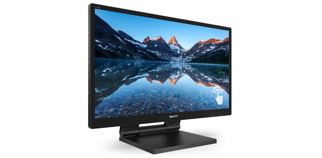 Nowość w ofercie Philipsa: monitor dotykowy 242B9T