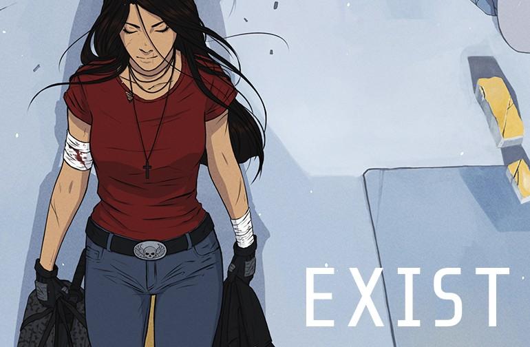 EXIST: LONER – wesprzyjmy młodą autorkę!