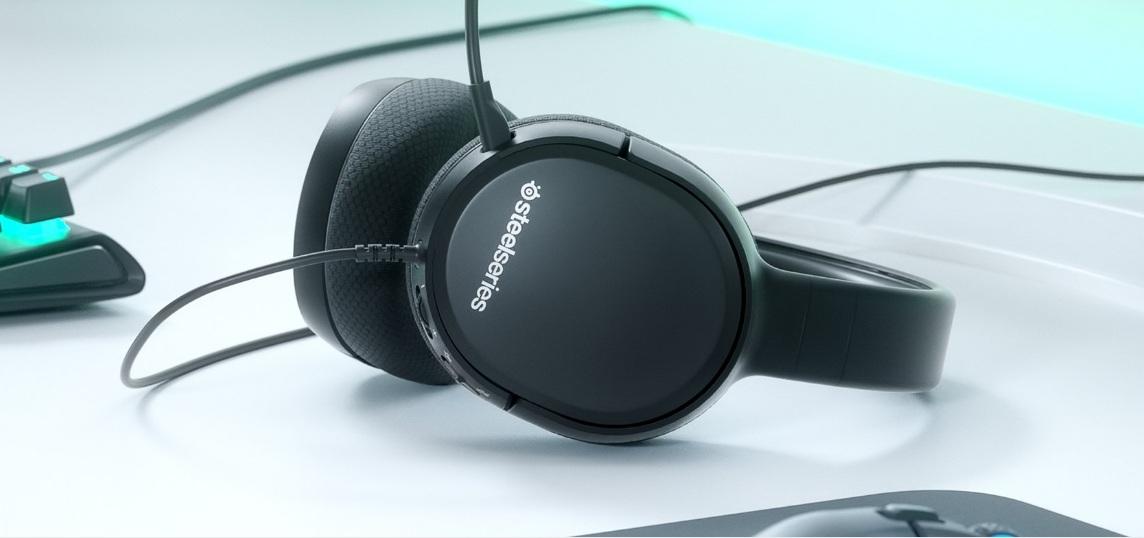 Nowe słuchawki Arctis 1 od SteelSeries