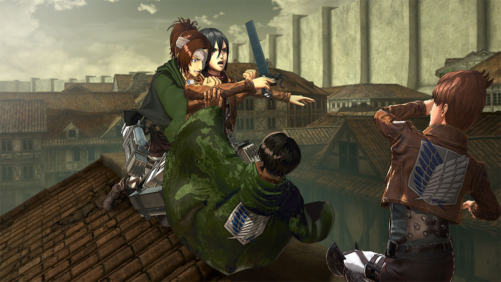 attack on titan 2 final battle screeny