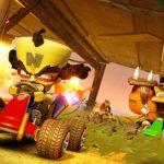 zwiastun Crash Team Racing Nitro-Fueled