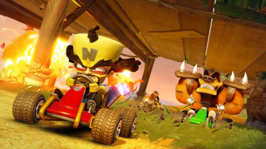 zwiastun Crash Team Racing Nitro-Fueled
